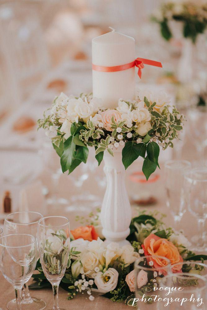 Wedding design & création florale pour le mariage de J&G