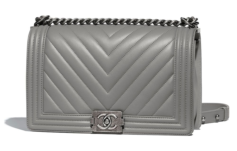 ba1f1ab8daa3 See Photos and Prices of 95 Brand New Chanel Bags from Metiers d Art 2018