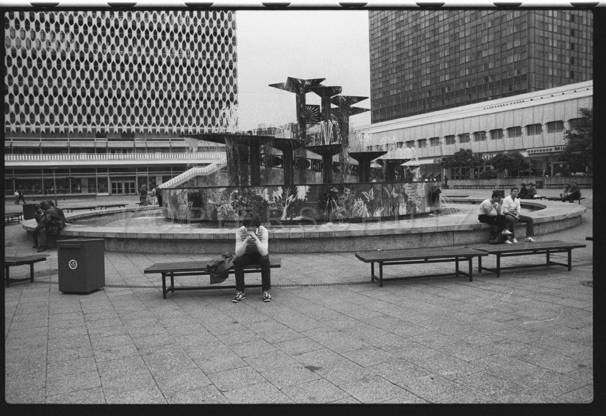 Bildarchiv 01 Berlin Gerd Danigel Fotograf Aus Berlin Berlin Berlin Geschichte Ostberlin
