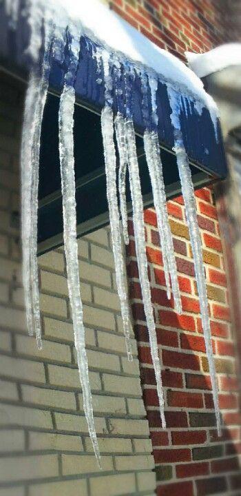 My own ice daggers