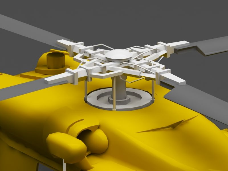 Helicopter helicopter infographic design 3ds max
