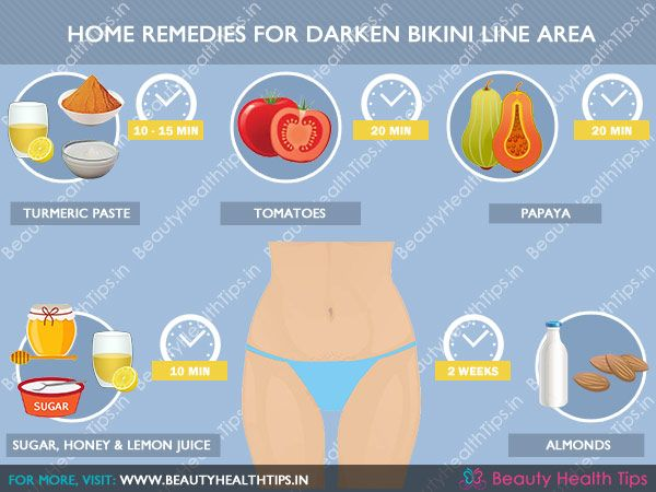 Hindi tips for darken bikini line area. Hindi tips for darken bikini line area