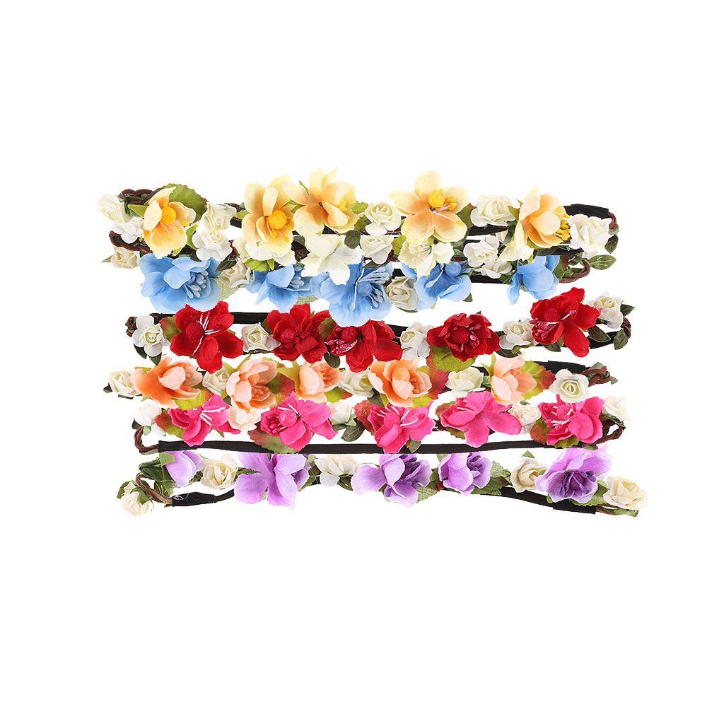 Keelys Bohemian Flower Crown Flower Crowns Bohemian And Crown