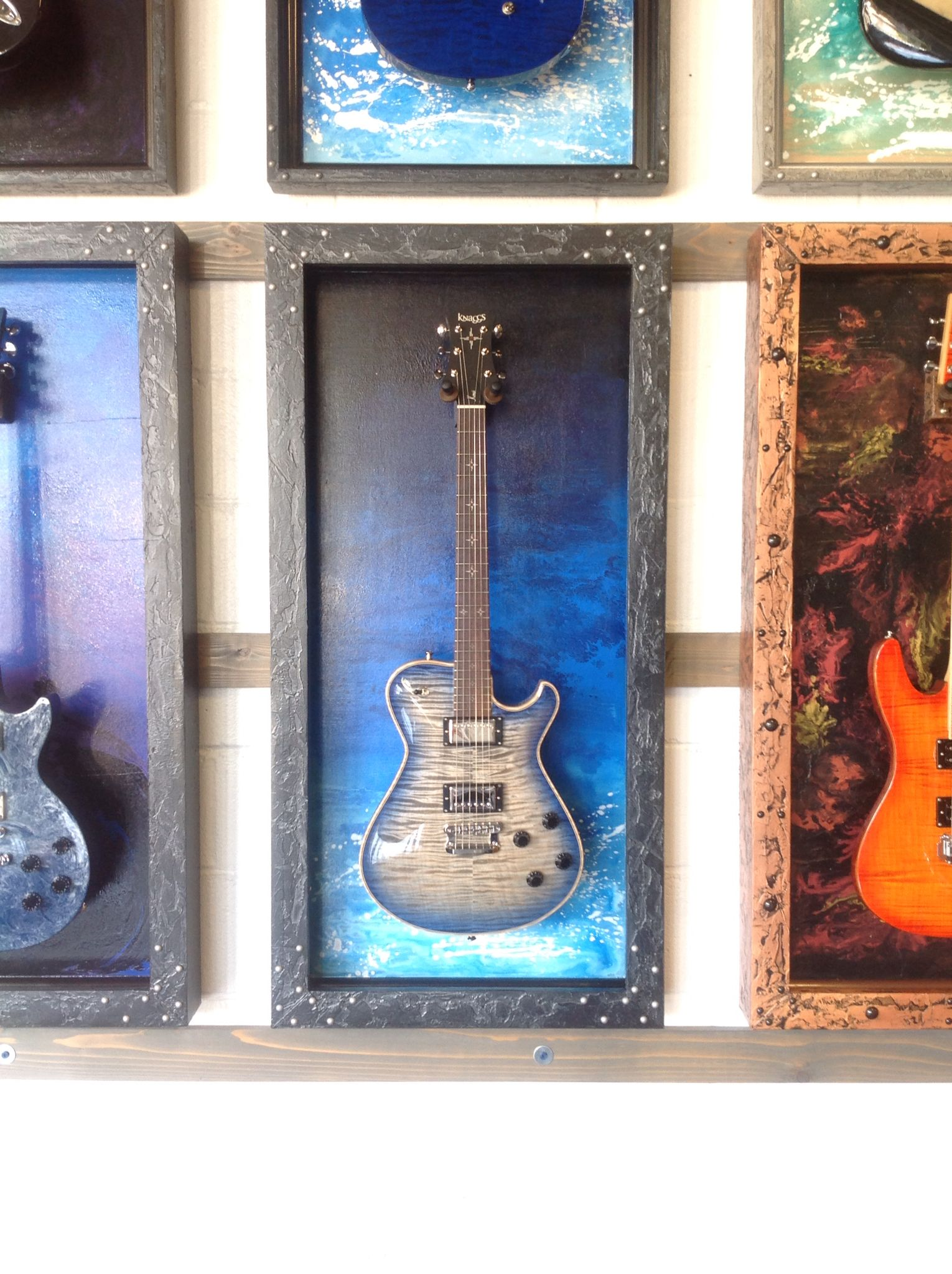 Gframescom Over 50 Guitar Frames To Choose From