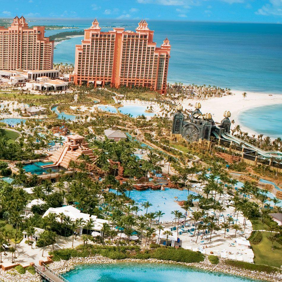 Paradise Island Water Park | Things To Do | Atlantis Bahamas