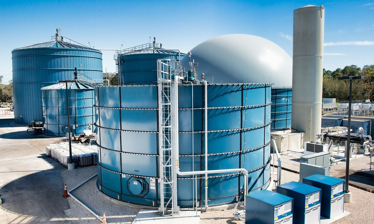 Disney World\'s biogas facility: a model for converting food waste ...