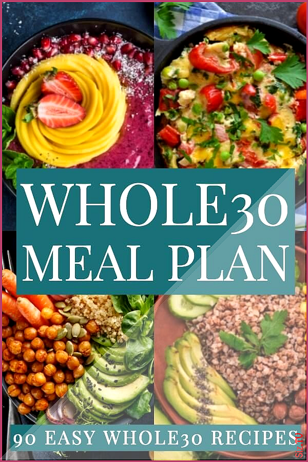 Whole30 Meal Plan The Hungry Girl s Guide To Whole30 Easy Recipes For Beginners Whole30 Meal Plan The Hungry Girl s Guide To Whole30 Easy Recipes For Beginners Kelly Lewi...