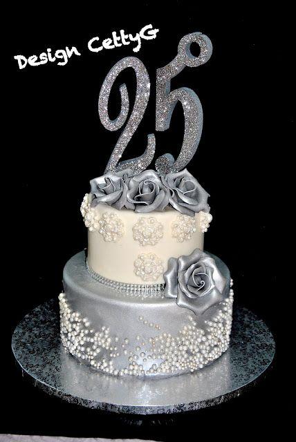 Le Torte Decorate Di Cettyg 25 Anniversario Torte Per Anniversario Di Matrimonio Torte Per L Anniversario 25 Anniversario Di Matrimonio