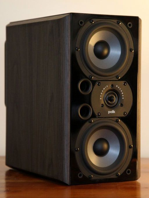 Polk Audio Lsi9 Bookshelf Speaker Audio Design Audiophile