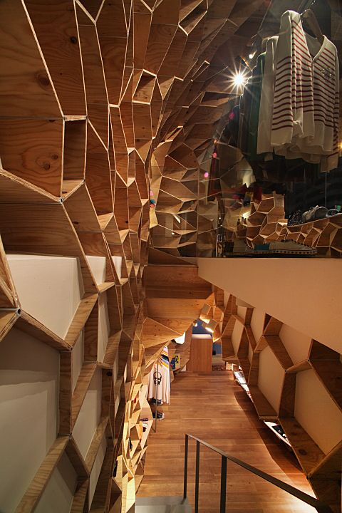 Lucien Pellat-Finet, Osaka, Japan by Kengo Kuma