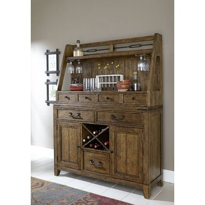 Legacy Classic Furniture River Run Buffet & Reviews | Wayfair