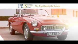 Peter Best Insurance Services – Classic Car Insurance Ad  Peter Best Insurance…