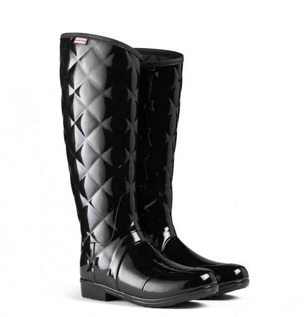 Hunter Sandhurst Savoy boots