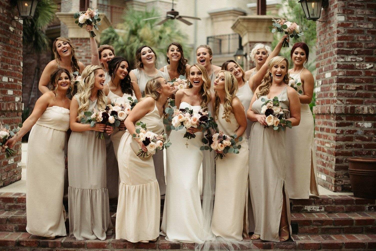 Sapienza Wedding Wedding dresses atlanta, Bridesmaid