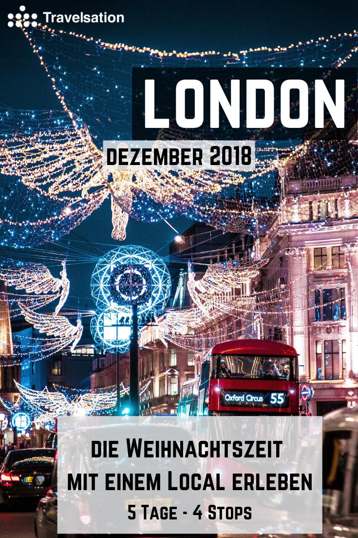 Weihnachtszeit in London ????☃️ Morsal sucht noch