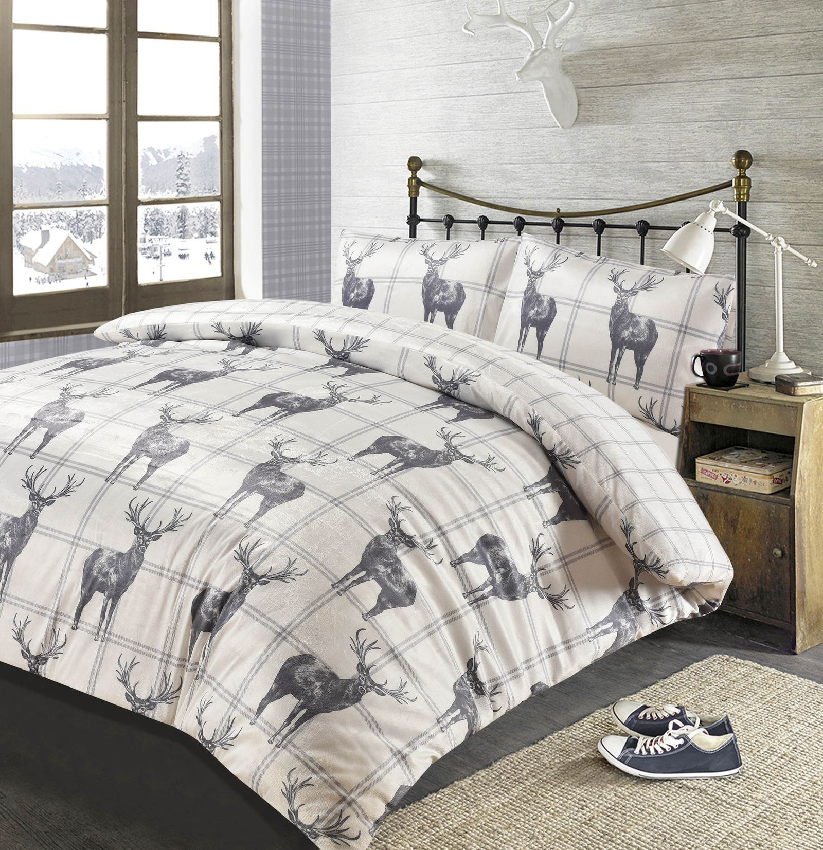 The Best Christmas Bedding Sets For The Festive Season Christmas Bedding Set Bed Christmas Bedding