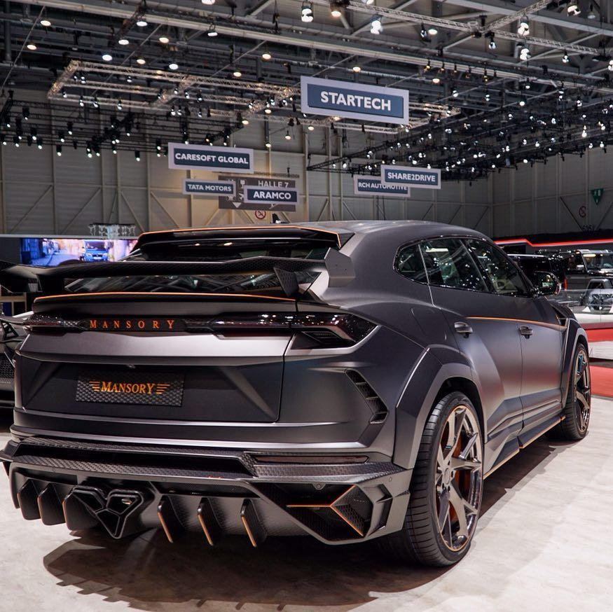 Beyond Aggressive Urus By Mansory Follow Supercarsbuzz For