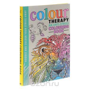 Colour Therapy An Anti Stress Colouring Book Cindy Wilde Laura
