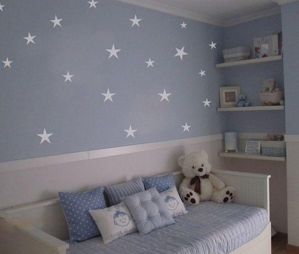 Star wall ) como decorar mi cuarto Pinterest Pinturas de