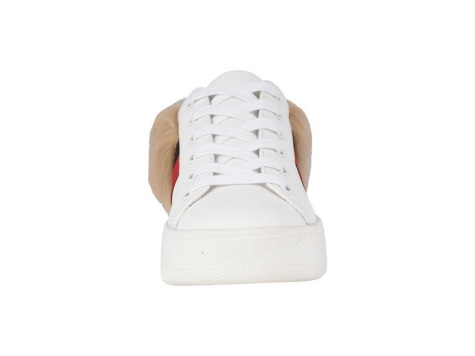 e72ba8b36ea Steve Madden Belle-F Women s Shoes White Multi