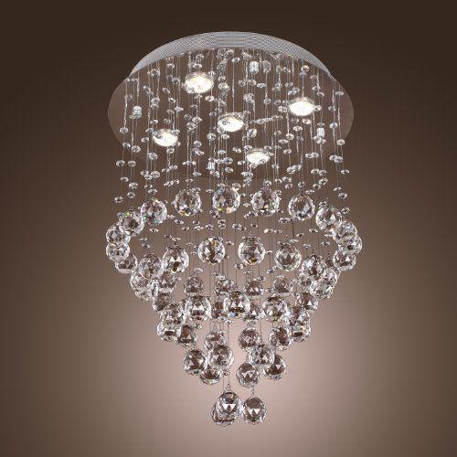LightInTheBox Crystal Chandelier with 5 lights - Baroque Design ...