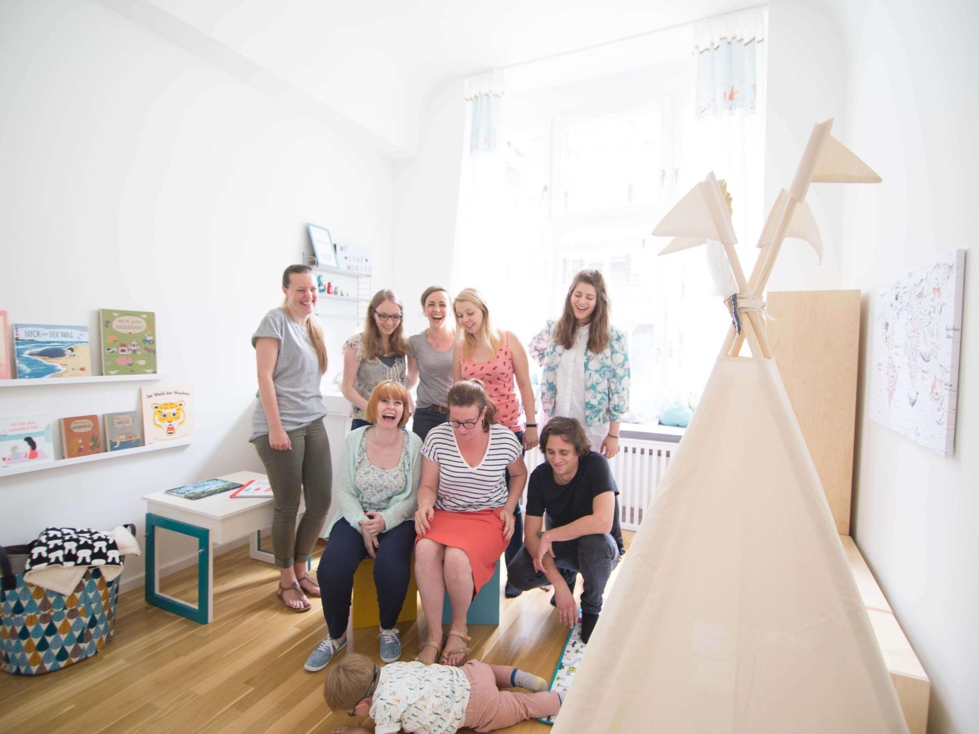 Kinderzimmer Makeover mit DaWanda   Interiors
