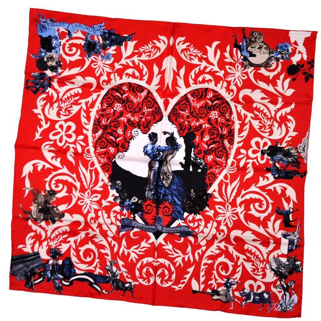 9a36d993201e Christian Lacroix Scarf Outlet Sale