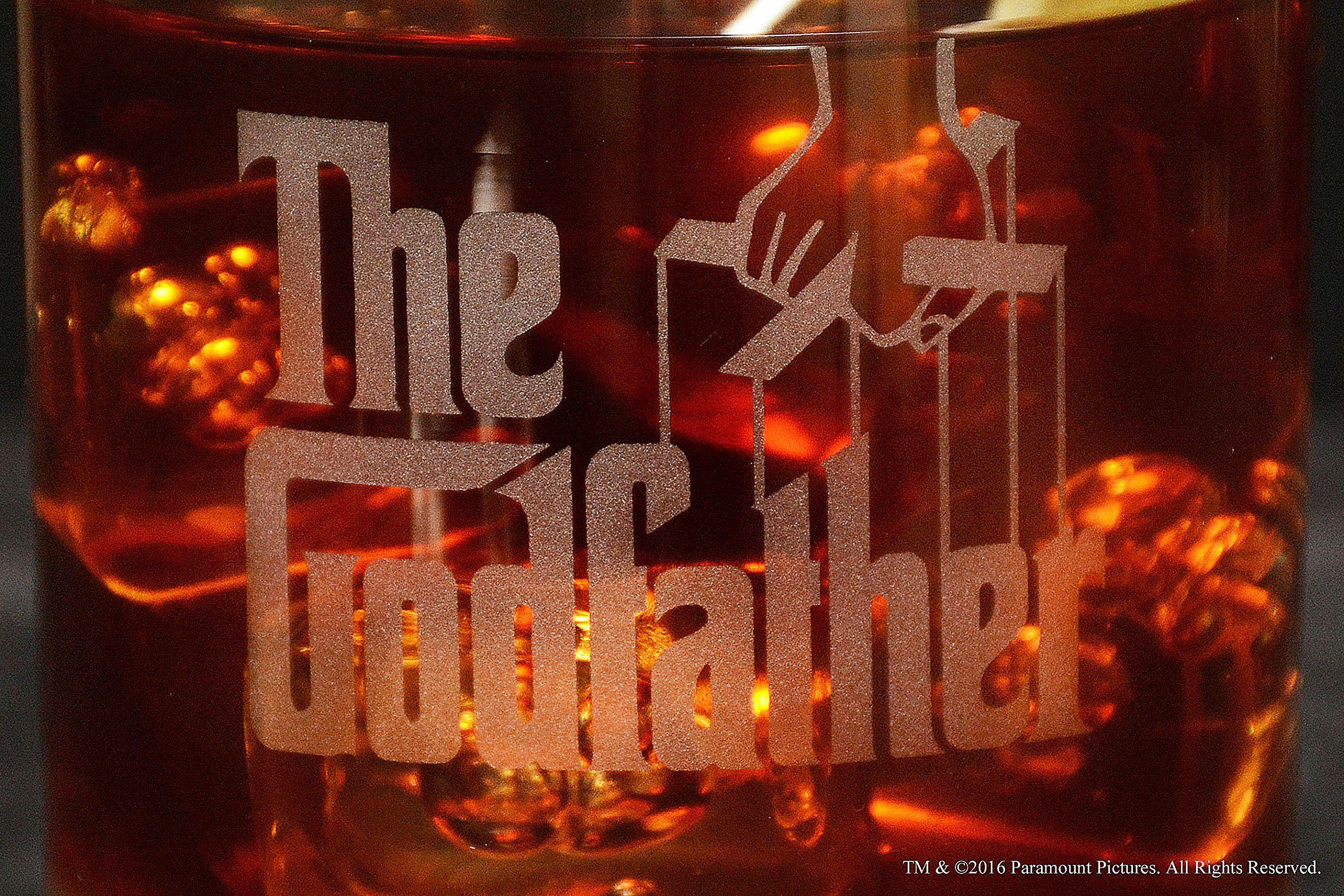 Godparent Baptism Gifts Personalized Godfather Movie
