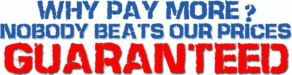Why Pay More Nobody Beats Big Daddy Rv S Prices Rv Price