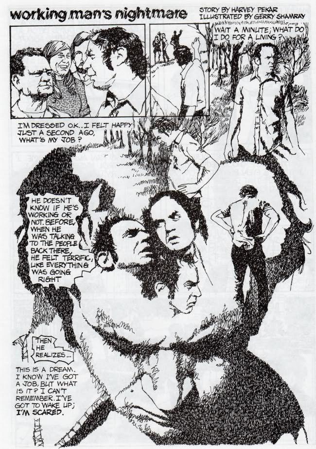 Gerry Shamray American Splendor Comic Pinterest Storyboard - what is storyboard