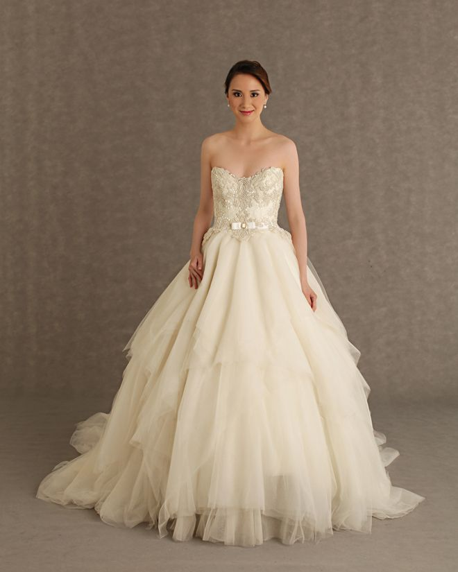 Veluz Reyes Ready to Wear 2013 Bridal Collection | Bridal collection ...