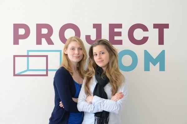 Projectroom innovative Jobplattform