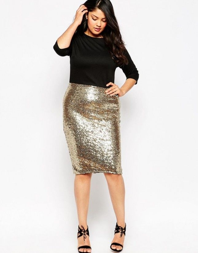 20 Plus Size Party Dresses for NYE (+ Beyond) | Style | Plus ...