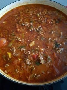 Photo of Minced meat stew Biggi`s One Pot = I was hearty after something …