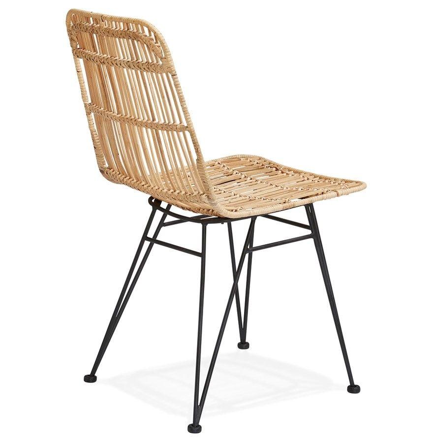 en 2019Chaise en PANAMA Chaise rotin design Chaise JFK1cl
