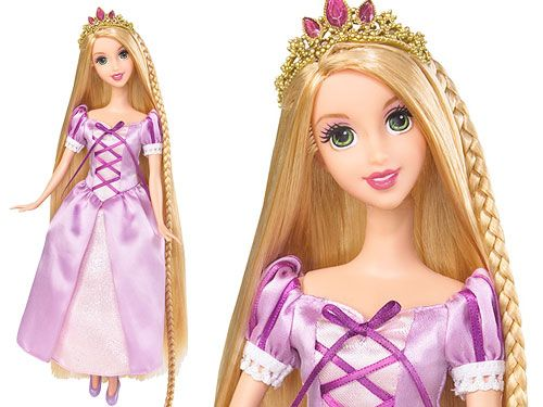 21+ Barbie Rapunzel Board Game Pics