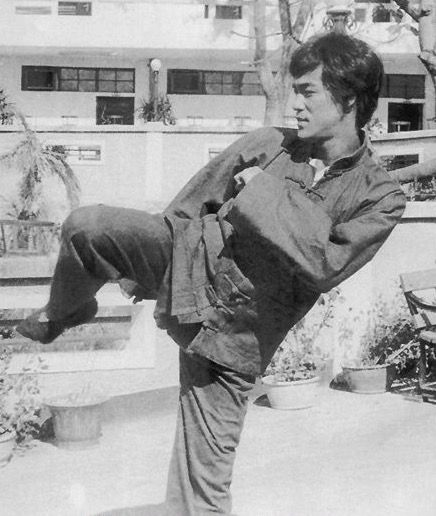 bruce lee workout clothes