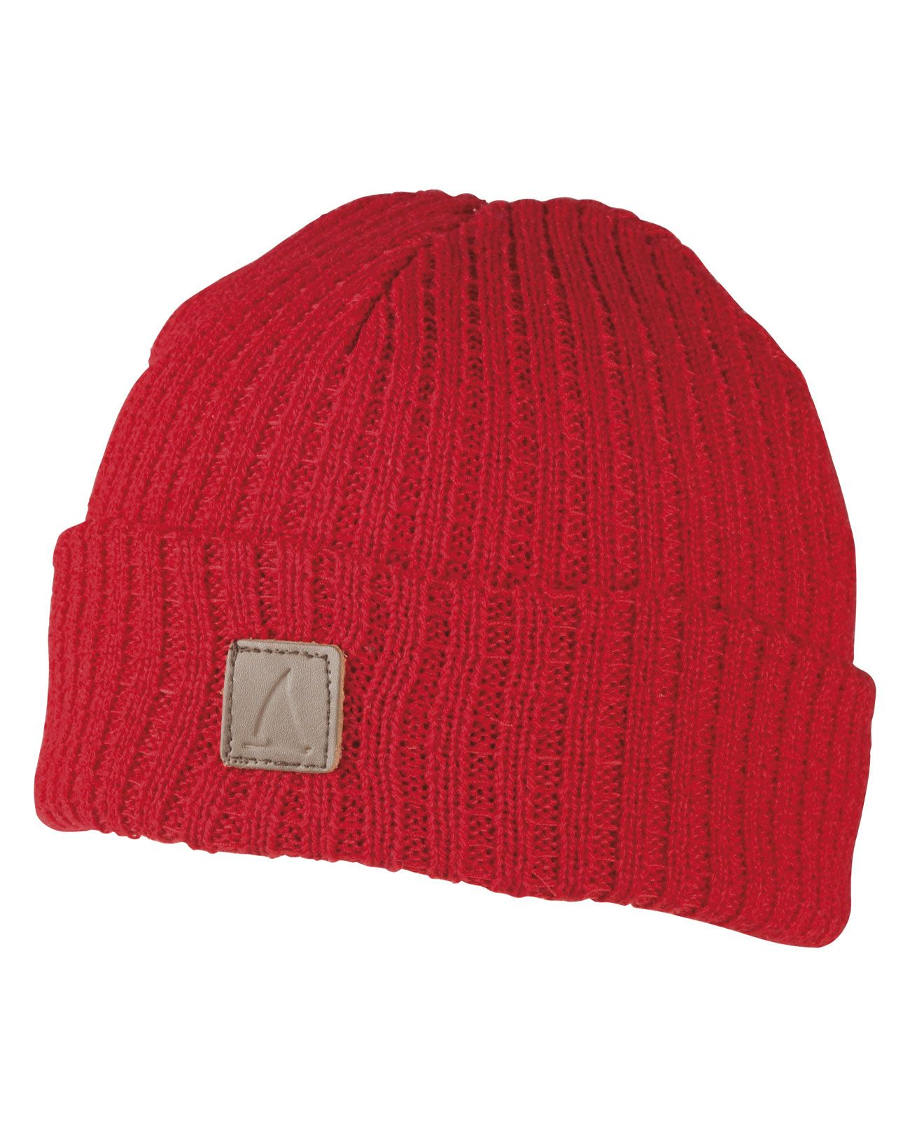 bc6467f808e6a Channel Jacques Cousteau and Steve Zissou with MUSTO s classic red sailing  beanie