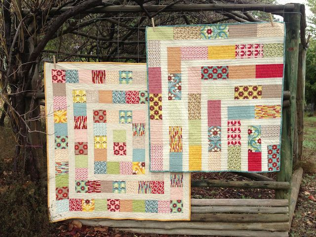 I should start quilting again just so I can buy pretty fabric.