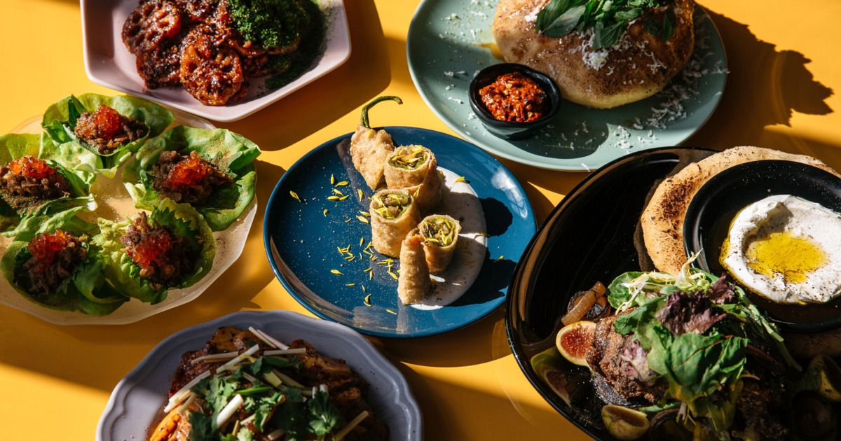 Join 7 People Right Now At Mission Chinese Food Expands To Brooklyn With A New Look And New Food Mission Chinese Food Ny Food Food