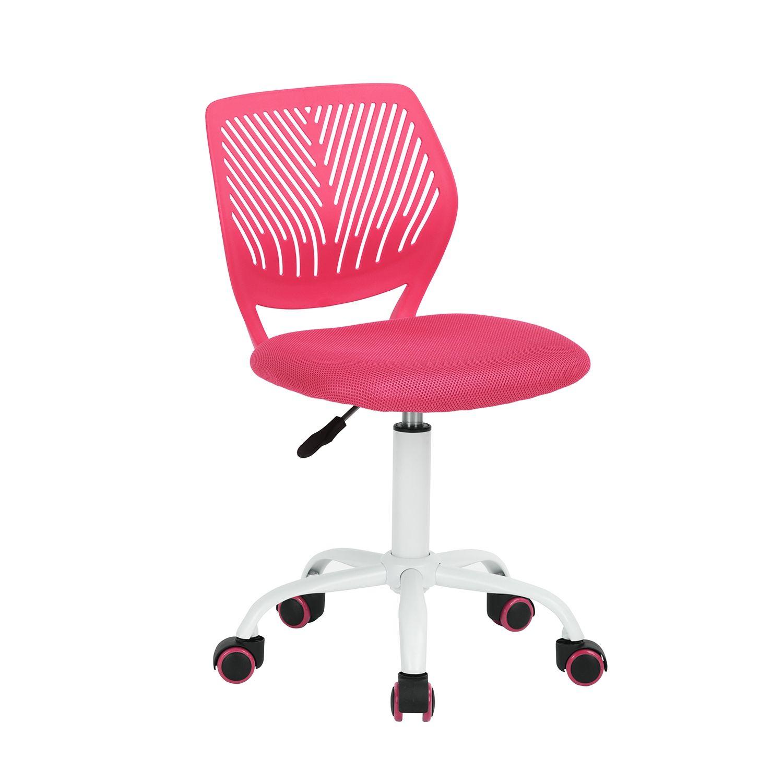 Office Task Desk Chair Adjustable Mid Back Home Children Kids
