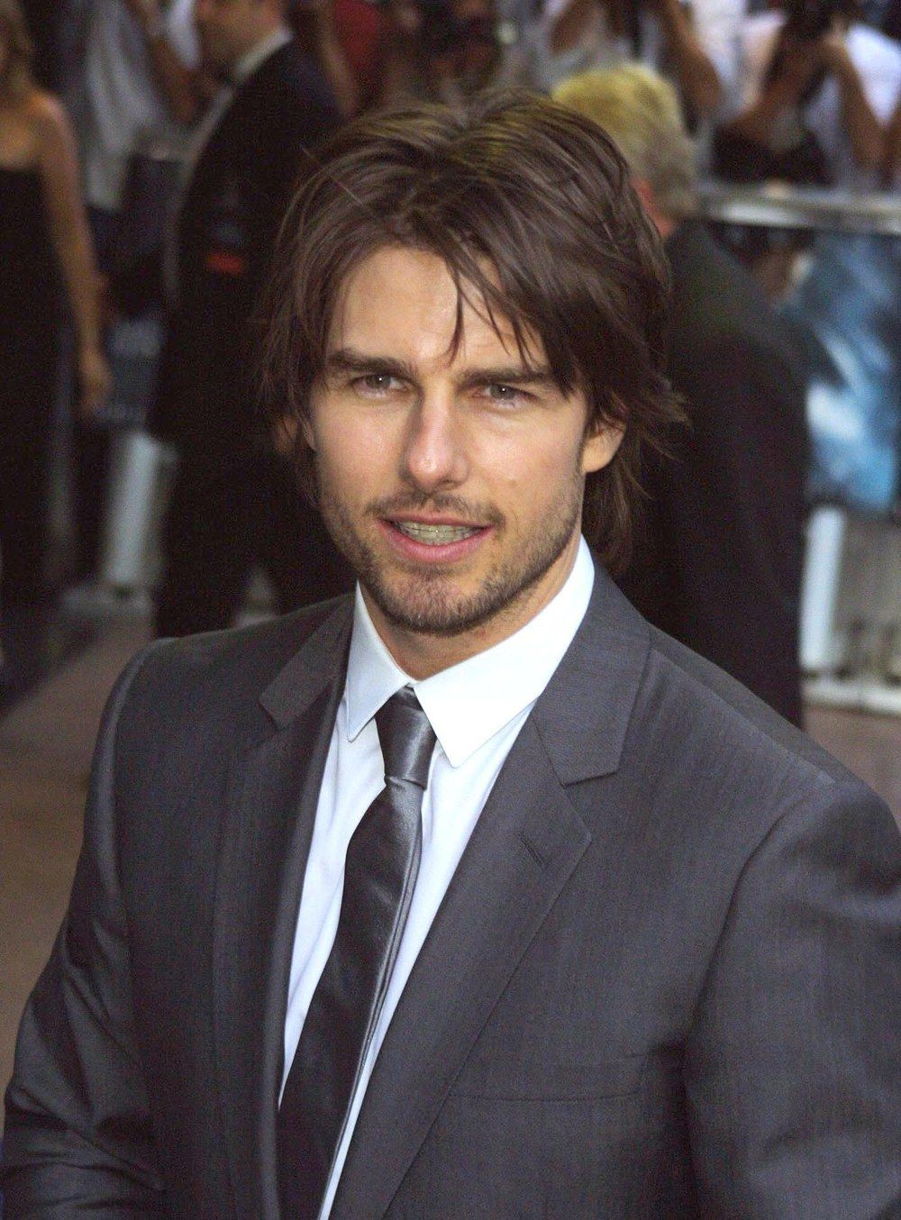how to style hair like tom cruise how tom cruise s hair has in circles since 1984 3308