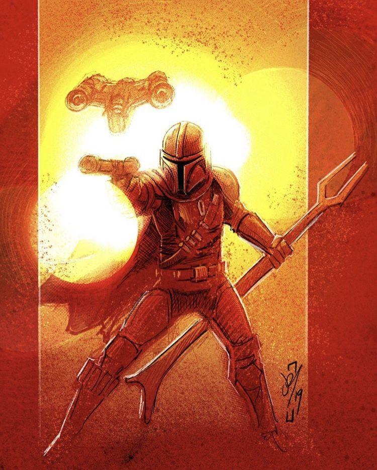 Pin by Gamerhammer on Star Wars Star wars art, Star wars