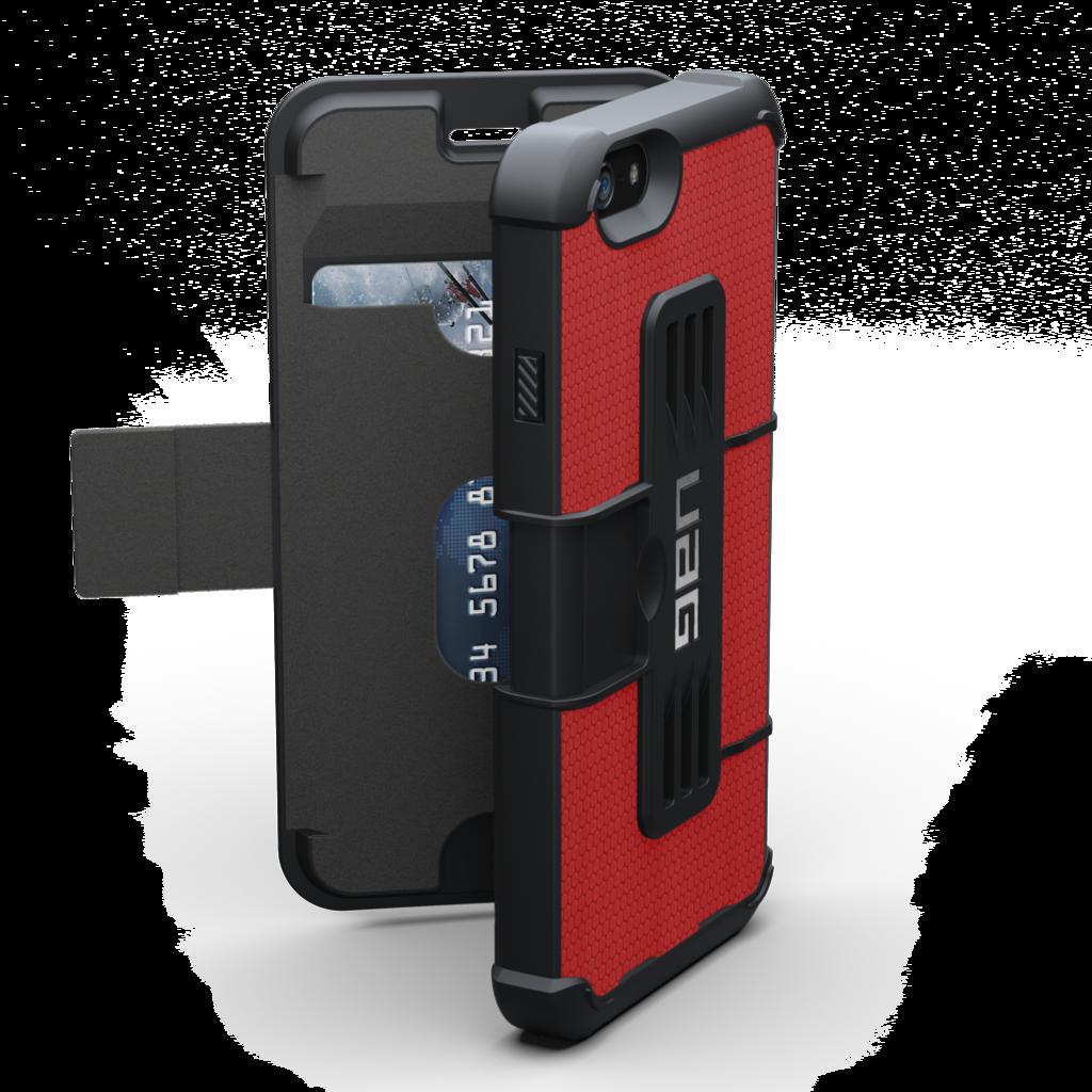 new concept 291a8 2d23d Review: Urban Armor Gear Rogue Folio iPhone 6 case | TechSpective ...