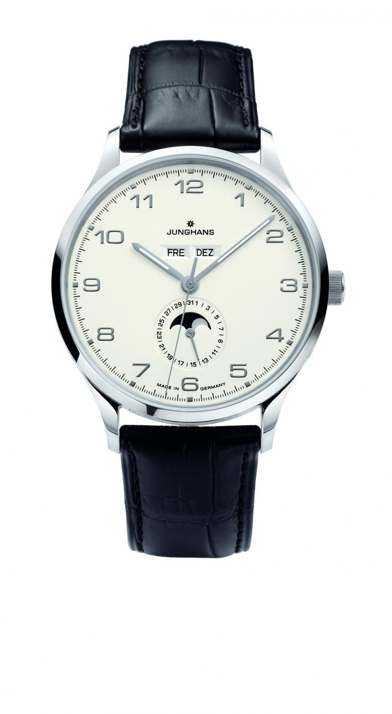 Junghans - Moonphase watch