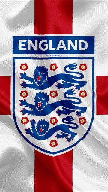 England National Football Team Emblem Logo Flag Europe