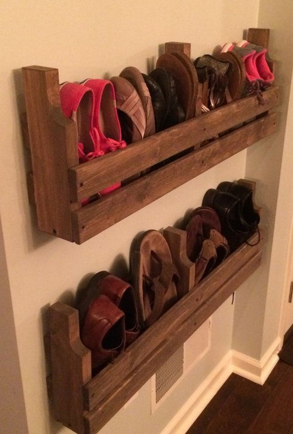 32 Luxury Antique Shoes Rack Design Ideas To Try Right Now In 2020