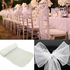 Image Result For Organza Chair Sash