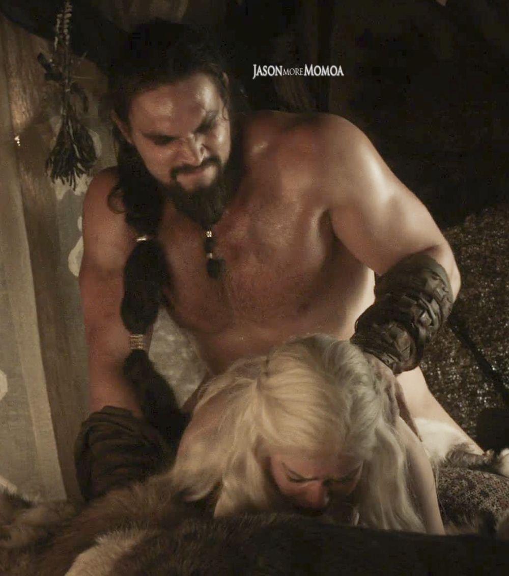 Jason Momoa Exposed: Jason Momoa,Khal Drogo, Daenerys