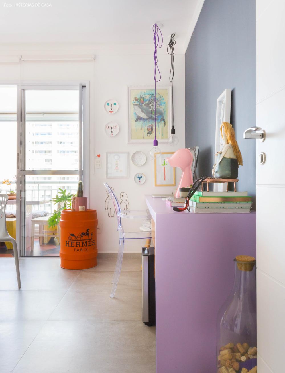 Photo of Colorido apartamento con espacio integrado